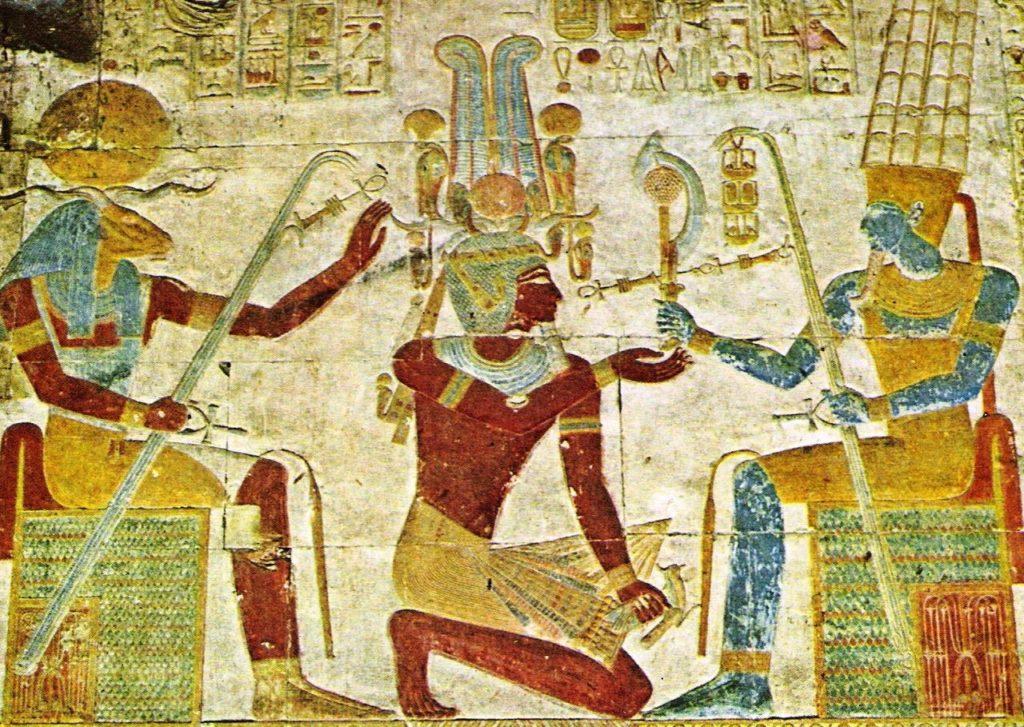 Kult egyptského Amona: Inspirovala se jím i antika?