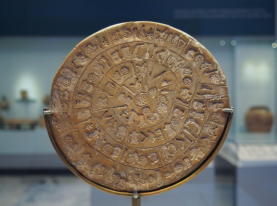 Disk z Faistu: Podle vědců ukrývá modlitbu, hymnus, nebo popis utrpení