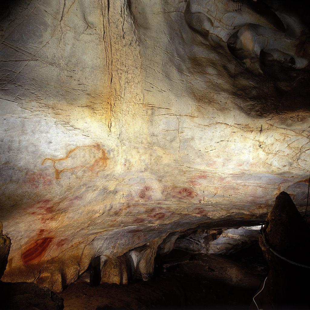 Jeskyně El Castillo, foto: Tiskové oddělení vlády Kantábrie / Creative Commons / CC BY 3.0
