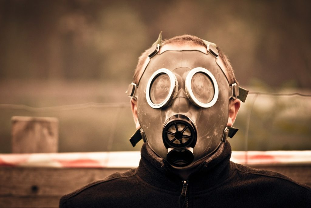 Proroci předvídají možné použití chemických zbraní, foto Pixabay
