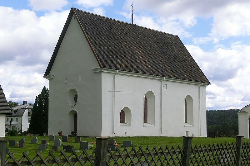 Kostel v Torsåkeru, foto: Y-näsmannen / Creative Commons / CC0
