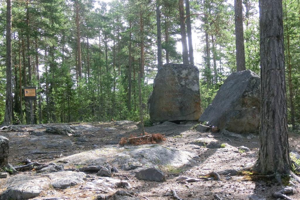Pomník obětem procesu v Torsåkeru, foto: Y-näsmannen / Creative Commons / CC0