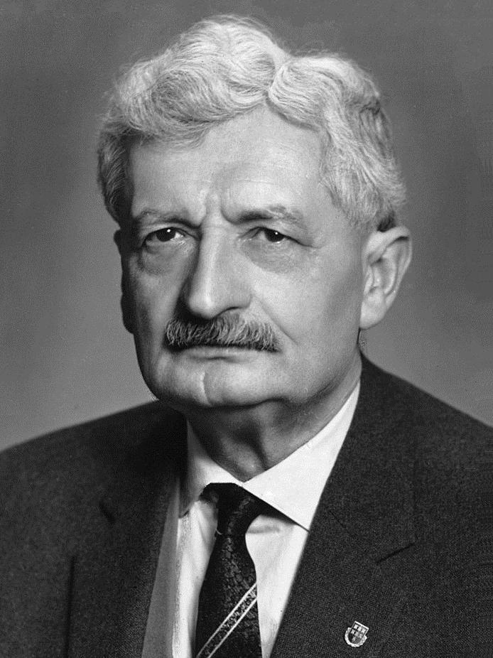Německý fyzik Hermann Oberth, foto Mondadori Publishers / Creative Commons / Public domain