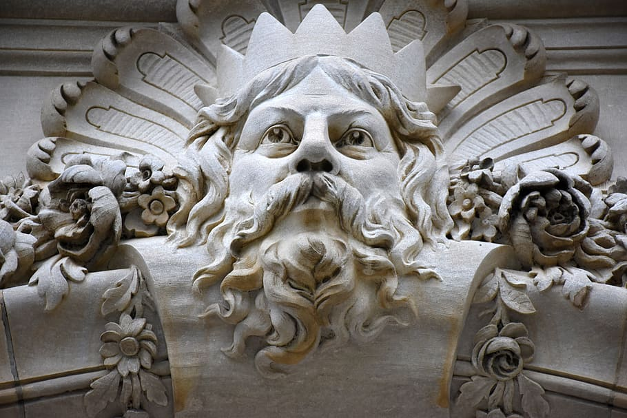 Zeus našeptává skrze dubové listí