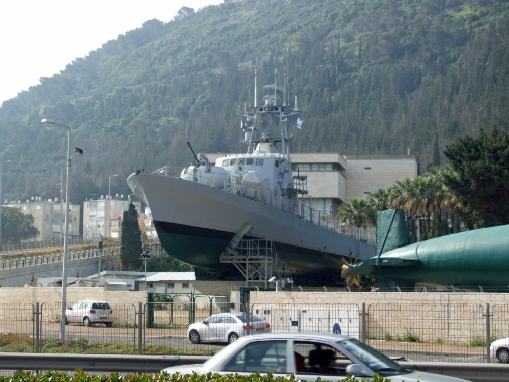 Možná nebezpečí spojená s tsunami vyhodnocuje i izraelské námořnictvo.