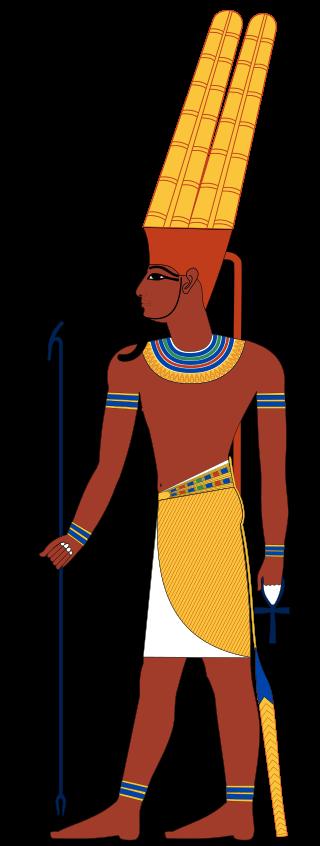 Takto nějak měl Amon vypadat. FOTO Jeff Dahl - Creative Commons - CC BY-SA 4.0