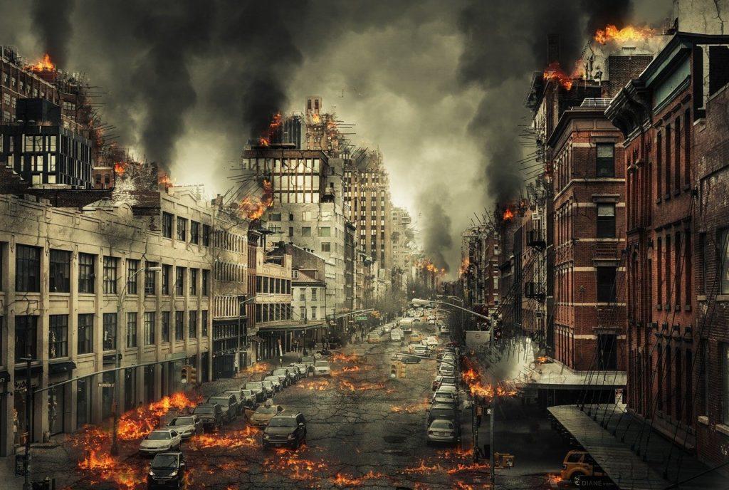 Každou chvíli se objeví zpráva o konci světa. A vždy jí někdo uvěří. (Pixabay)