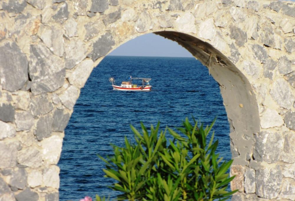 Ostrov Kypr se nachází ve východní části Středozemního moře.