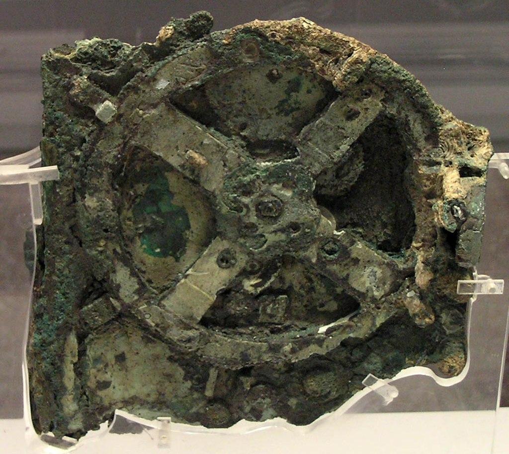 Zařízení z Antikythéry bylo znovu uvedeno do provozu