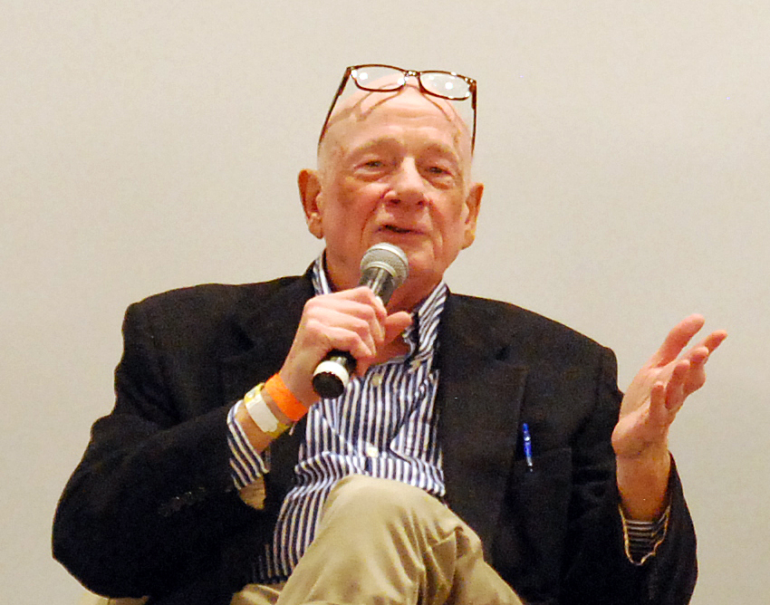 Dr. Raymond Moody, foto Ehabich / Creative Commons / CC BY-SA 4.0