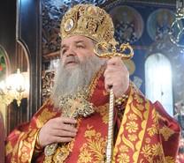 O zázraku má proč přemýšlet i arcibiskup Štěpán, hlava Makedonské pravoslavné církve. Foto: MacedonianBoy / Creative Commons - GLDF