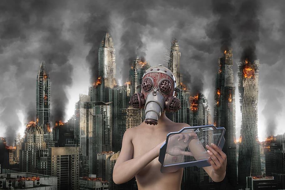 Konec světa podle proroků začne v plamenech