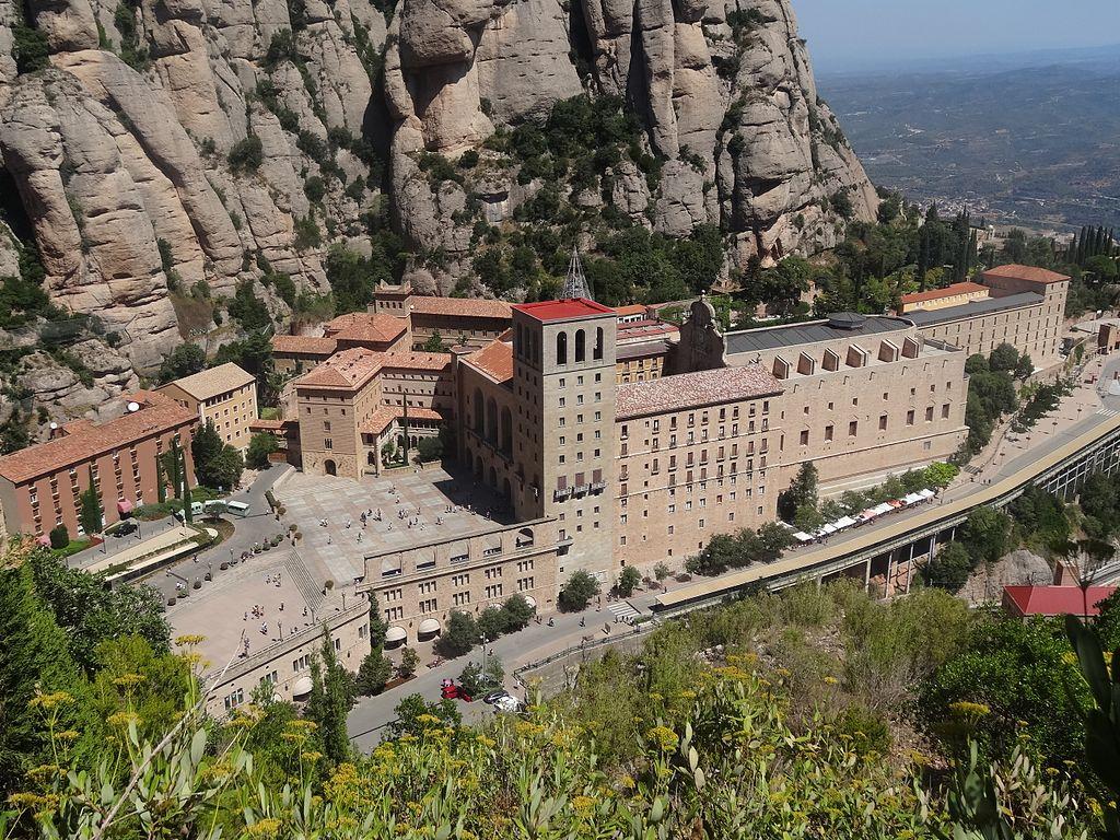 Klášter Montserrat. Foto: Jordiferrer/Creative Commons/CC BY-SA