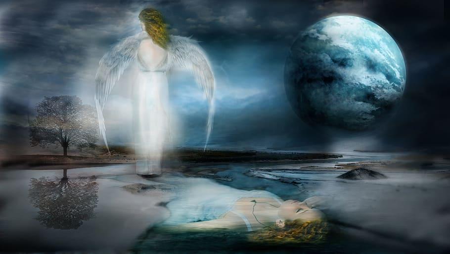 Zpověď ze dna řeky: Jan prý utekl hrobníkovi z lopaty