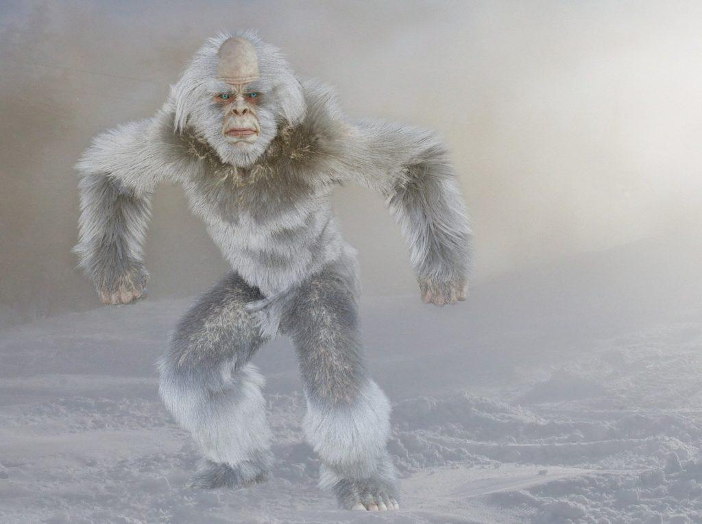 Mnozí věří, že je kryptid z ostrova Man jen další variantou slavného bigfoota. Foto: pixabay.com