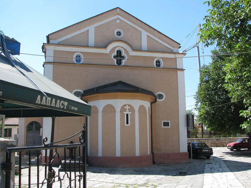 Zázrak? Podvod? Iluze? Co přesně se odehrálo v tomto kostele ve Skopje? Foto: David Bailey / Creative Commons /   CC BY 3.0