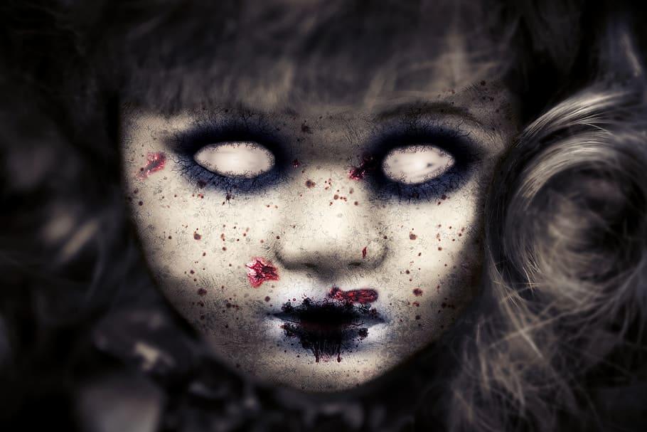 Tajemná místa: Záhada dívčí tváře na hřbitovní kapli