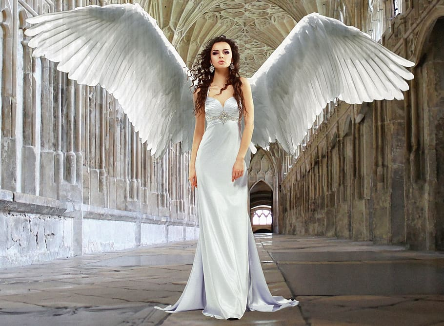 Povedlo se někdy natočit anděla?
