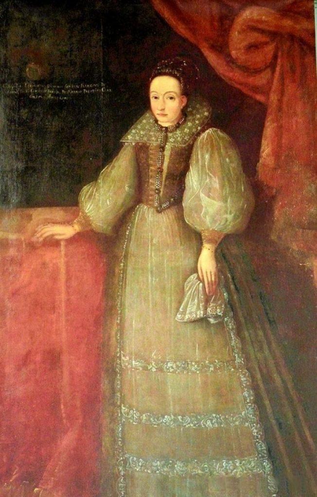 Alžběta Báthory. Foto: Creative Commons/Volné dílo