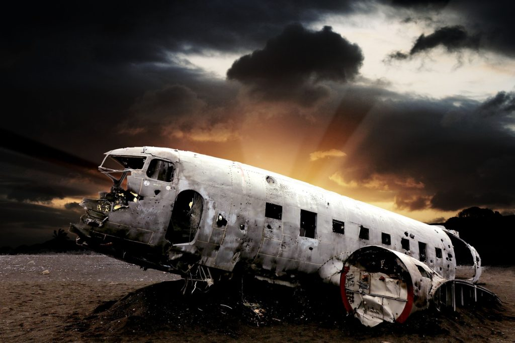 V nevadském trojúhelníku záhadné mizejí letadla