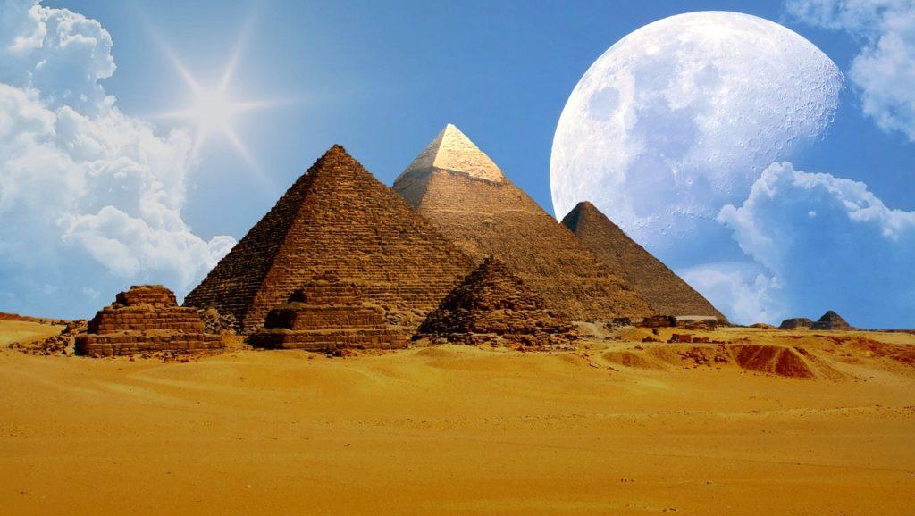 Tají vláda pravdu o nálezech v pyramidách? Foto: Pixabay