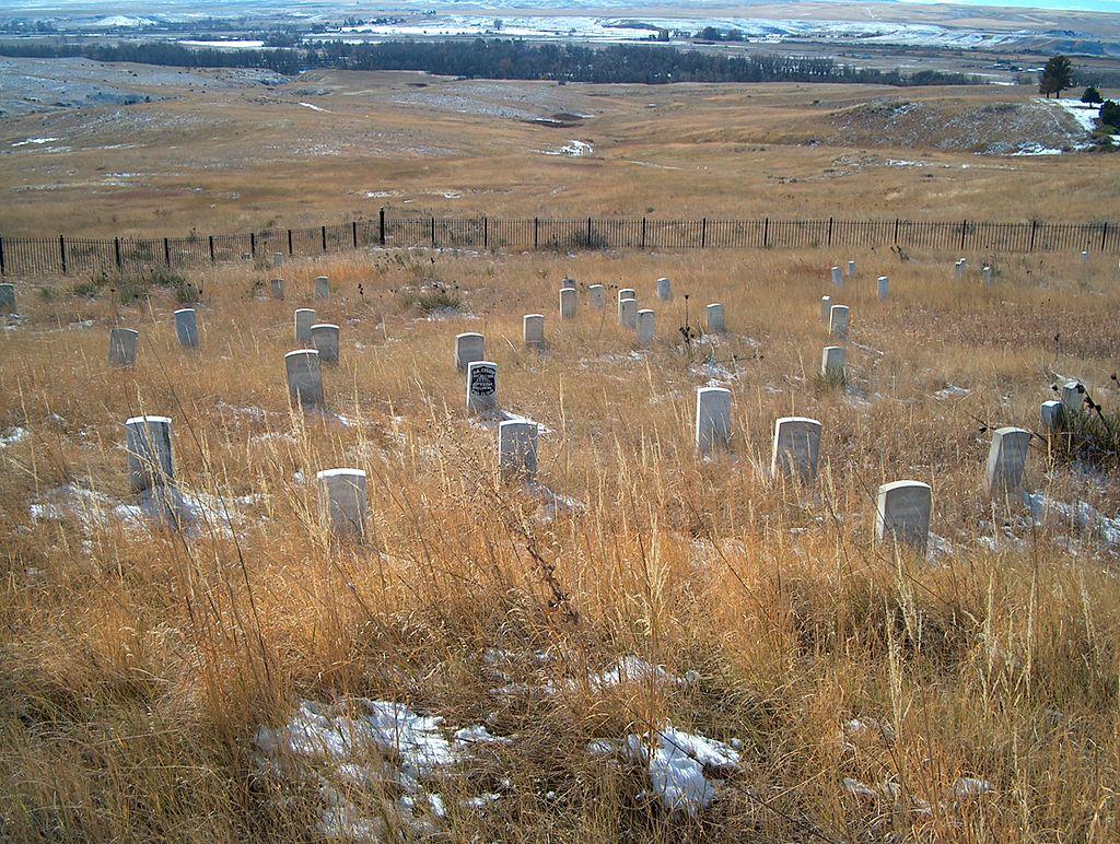 Místem bývalého bojiště se prý dodnes prohání duchové. Foto: 1025wil/Creative commons/CC BY-SA 3.0