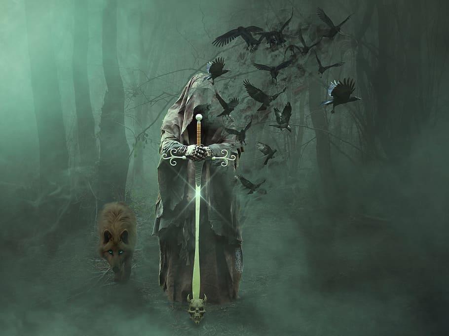 Mytologicky je smrt více než probádaná. Ale jak je to s ní opravdu?