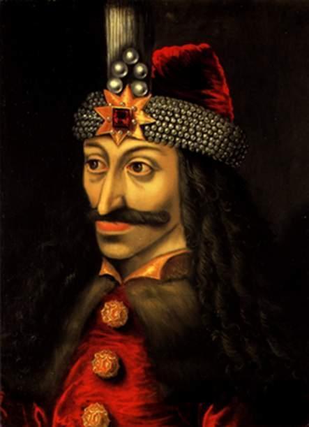 Vlad III. Dracula. Foto: Creative commons/Volné dílo