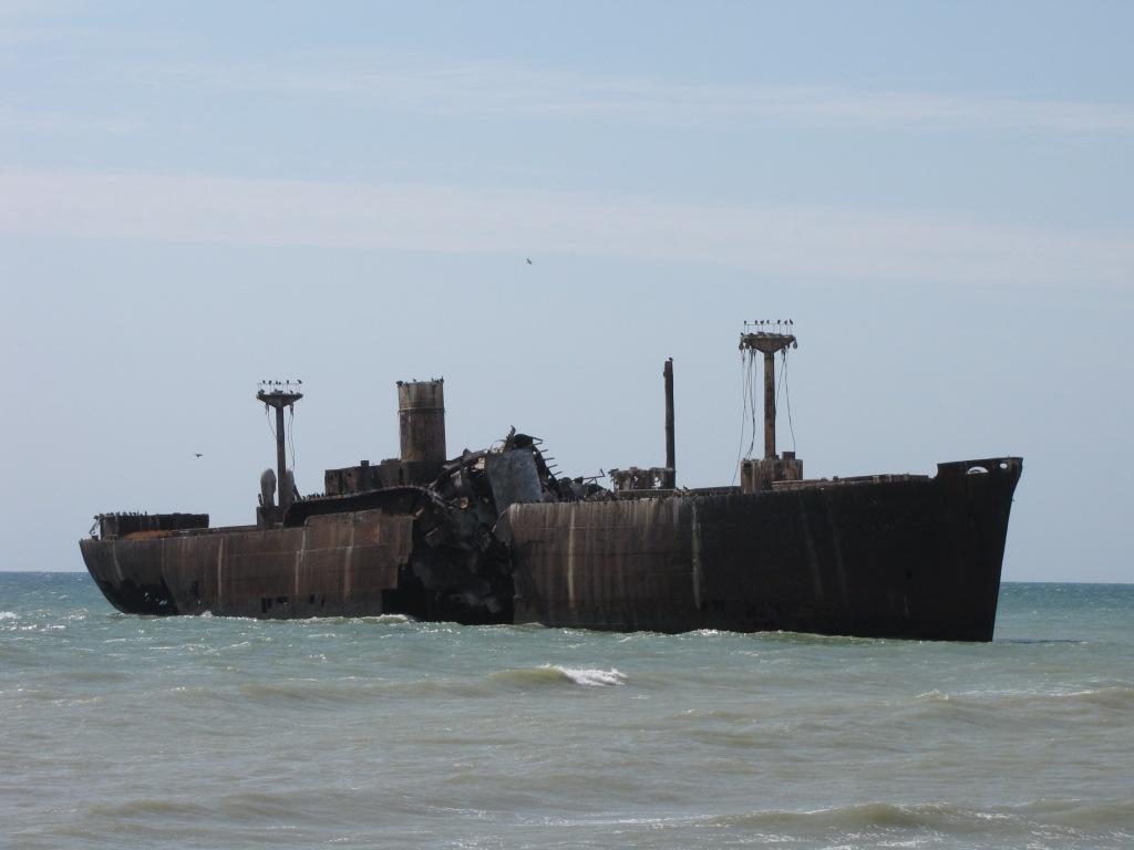 Přízrak rumunského pobřeží