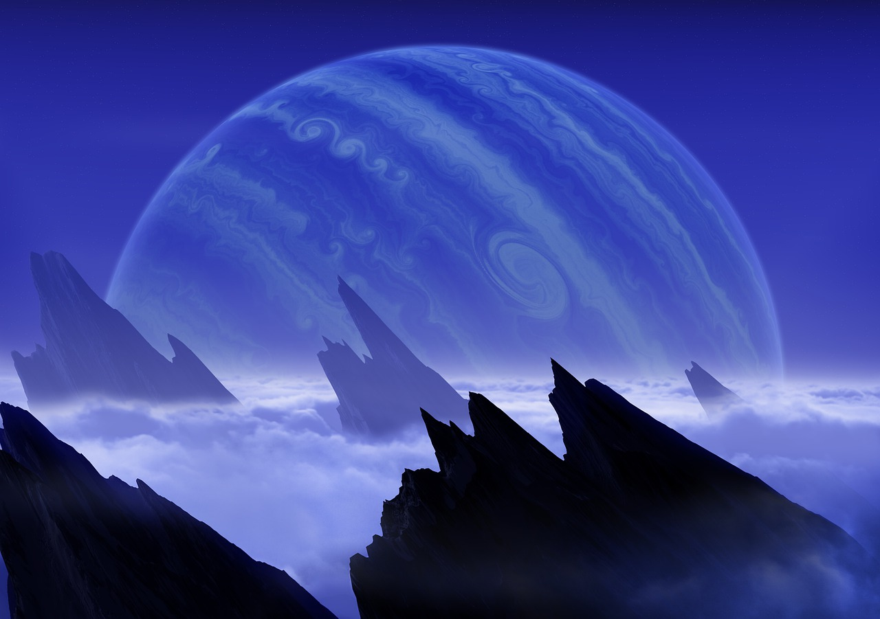 Podivné planety v sousedství Země