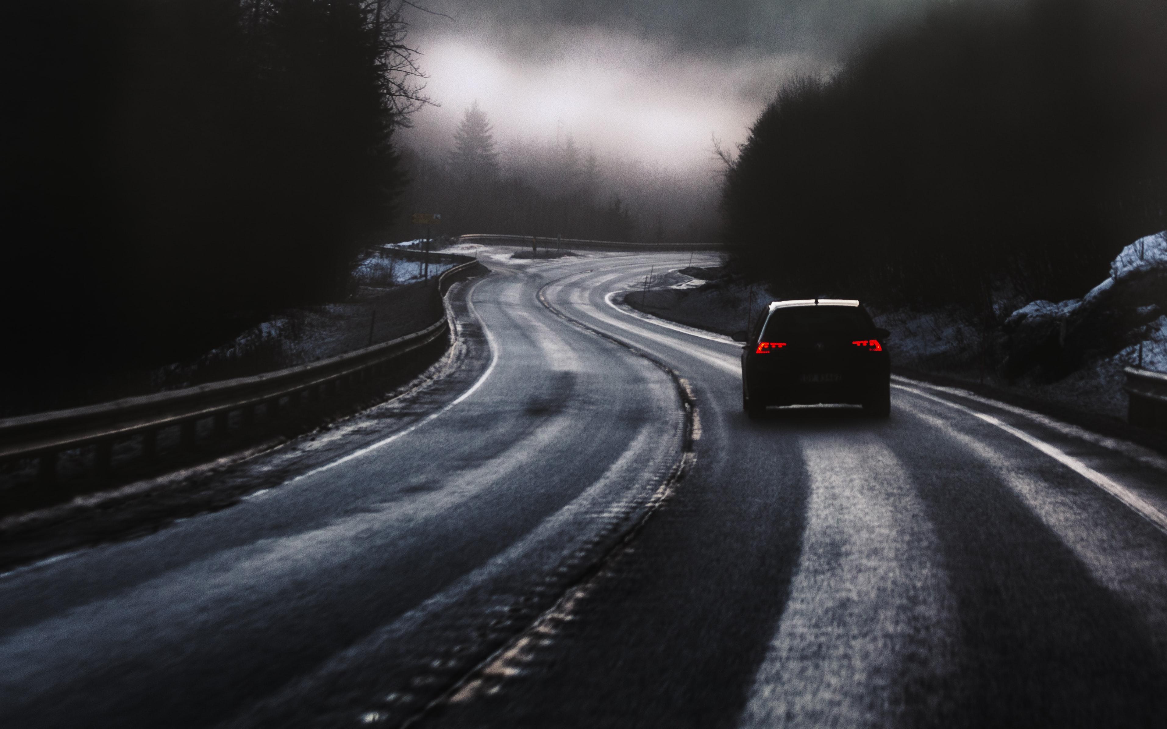 Riverdale Road – americká silnice jen pro otrlé