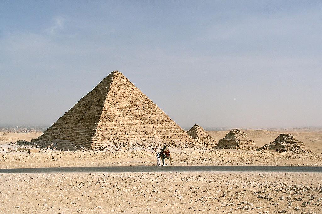 Menkaureův sarkofág zmizel kdesi na dně moře