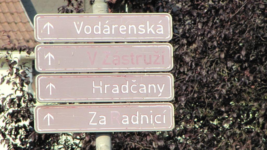 """V Solnici mají i historické """"Hradčany""""."""