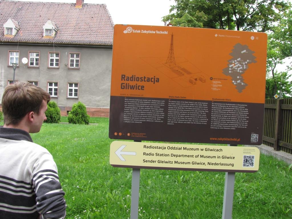 V Gliwicích v současnosti funguje muzejní expozice.
