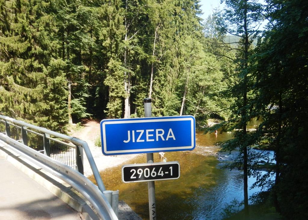 Řeku Jizeru pojmenovali Keltové.