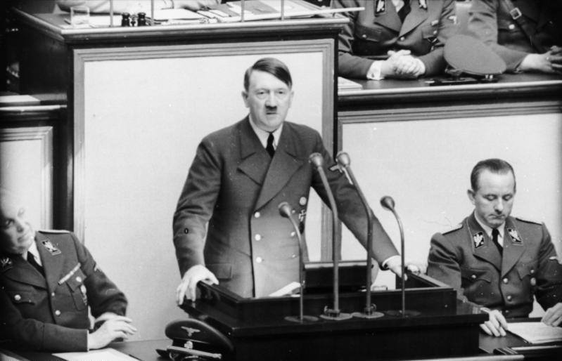 Hitler vegetarián: Po válce zatočíme s masožroutstvím!