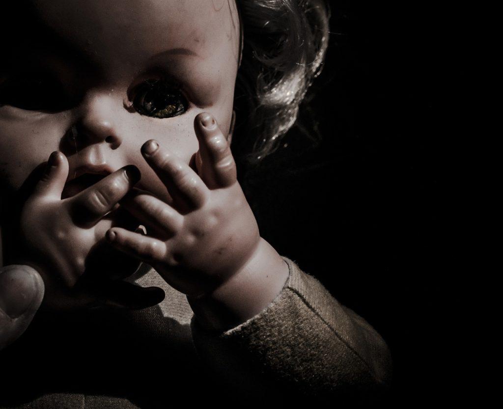 Někdy stačilo z domu odstranit hračku a paranormální jevy zmizely... Foto: Pixabay