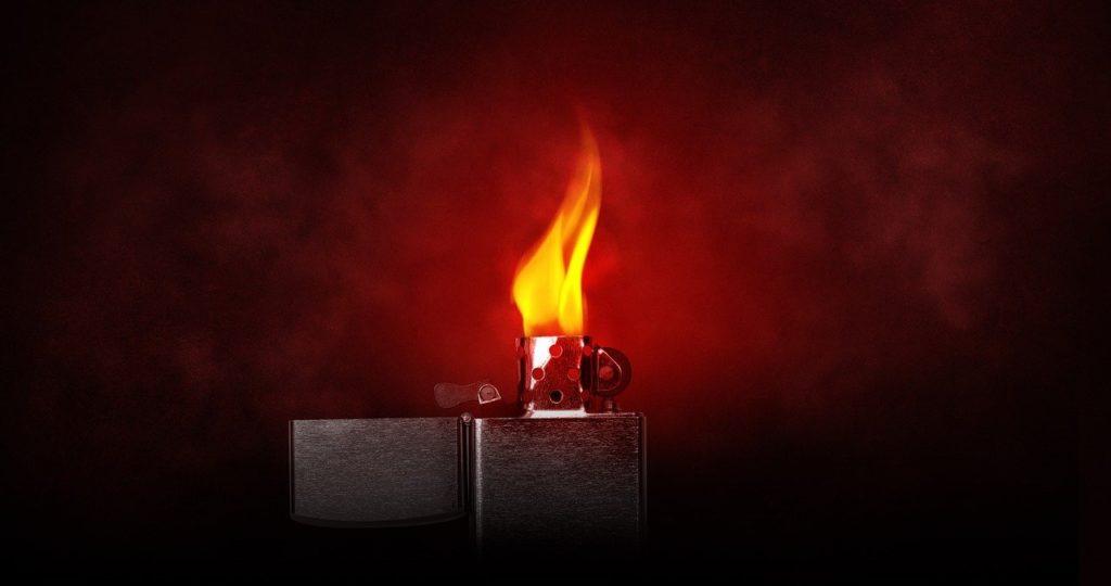 Objevilo se nařčení, že muž požáry zakládá sám, foto Pixabay