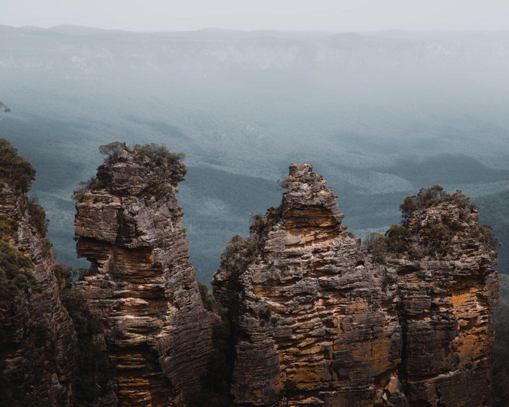 V australských Modrých horách straší vězni, zavražděná žena i týraní chlapci