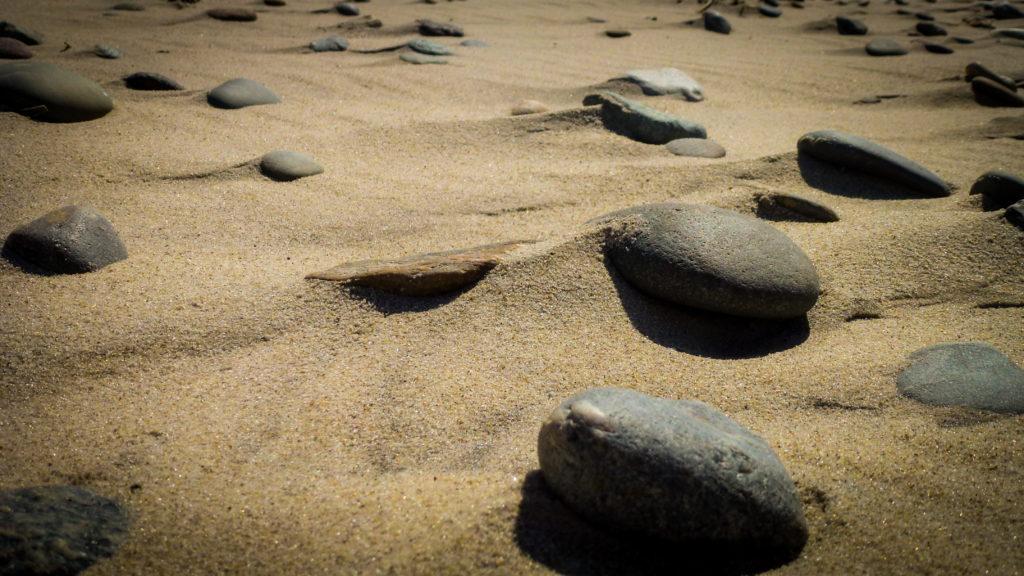 Záhadné věci, co byly nalezeny v poušti