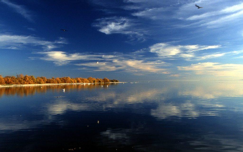 Španělskou galeonu spatří i v oblasti Saltonského moře. Foto: Rman 348 / Creative Commons / volné dílo