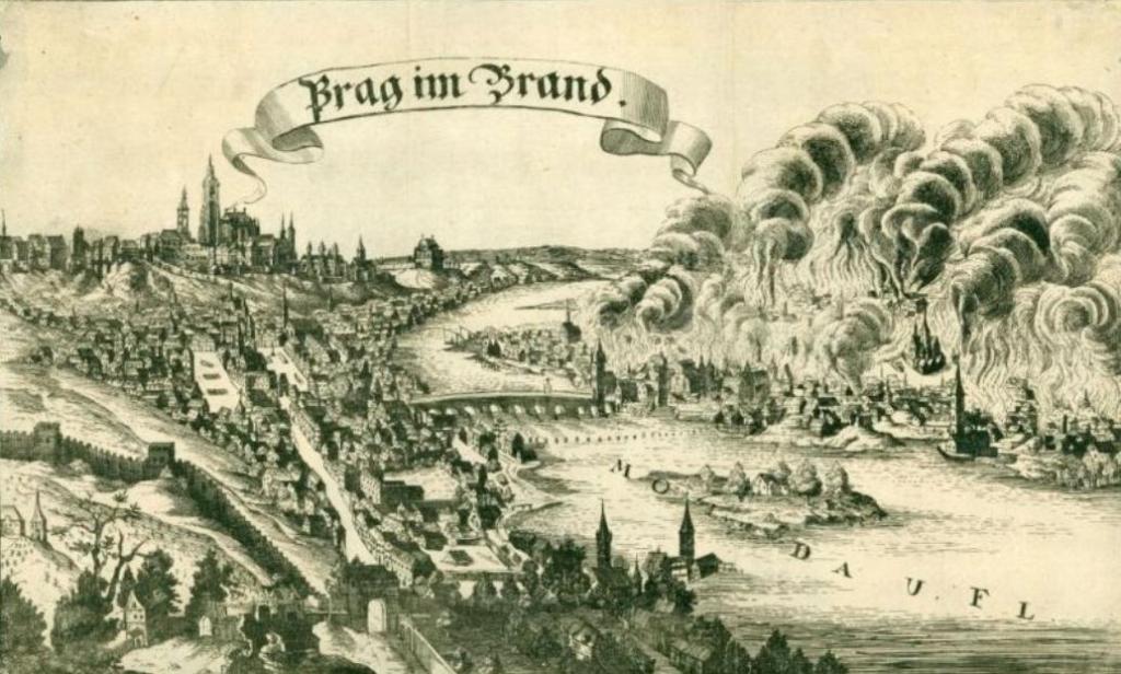 Tajemný Ludvík XIV. Útočili teroristé Francie na Prahu?