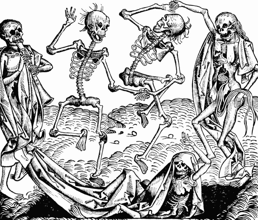 Odkud přišla černá smrt?