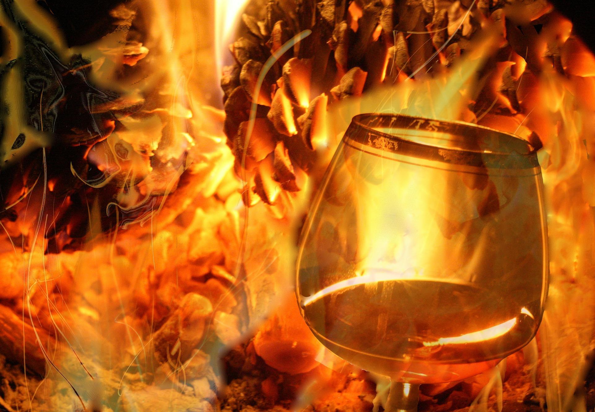 Záhadná smrt italské šlechtičny: Vzplála na ní brandy, kterou se kropila?
