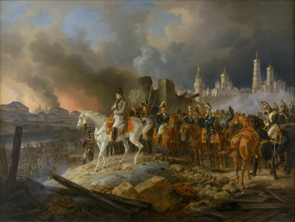 Mohla za zkázu Moskvy vroce 1812 jaderná zbraň?