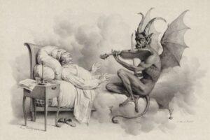 Ďábel jako houslový virtuos