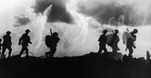 Záhada andělské jízdy: Jaká síla pomohla vojákům u Mons proti přesile?