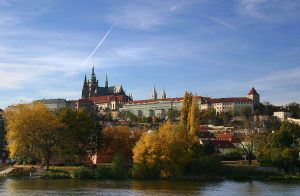 Neznámý chrám na Pražském hradě: Jaký má původ?