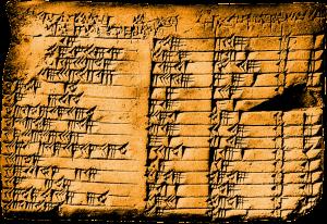 Hliněná destička stará tisíce let má úplně jiný význam, než se dosud předpokládalo!