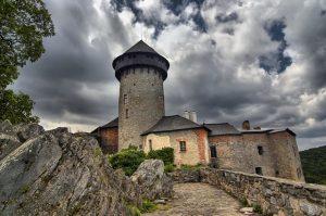 Co skrývá tajemný hrad Sovinec?